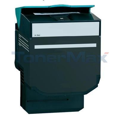 LEXMARK CV54X/XV544 TONER CART BLACK HY RP